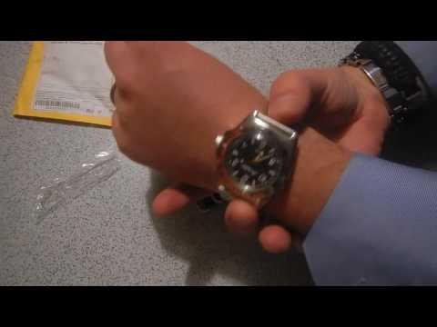 Посылки с Aliexpress: Лазерная Указка с Фонариком и Ремешок НАТО на часы