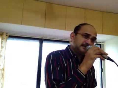 Aaye tum yaad mujhe ... sung by Shailen Ambegaokar