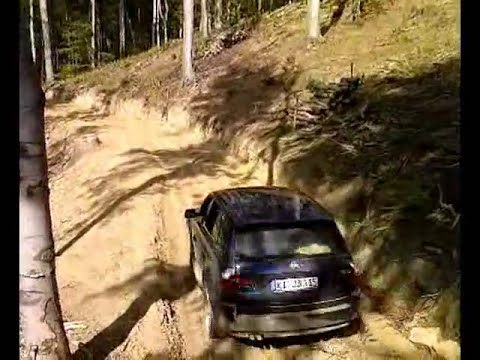 BMW X3 Extream Test