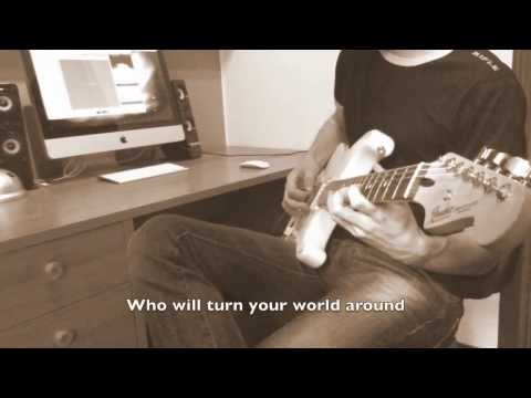 Heaven - Bryan Adams - Guitar Instrumental Cover with Lyrics