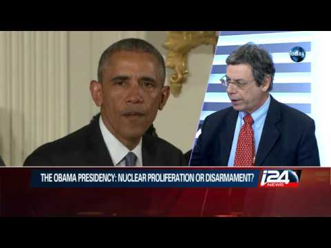 01/06: The Obama presidency: nuclear proliferation or disarmament?