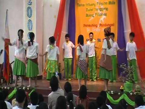 Itik-itik Folk Dance video