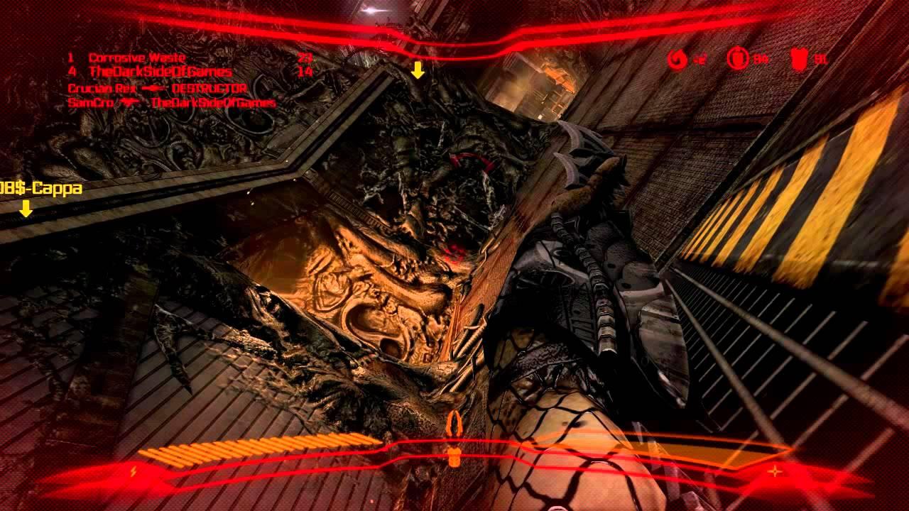 aliens online gameplay