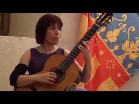 Manuel Maria Ponce - Sonata Al Estilo De S L Weiss 1 Preludio