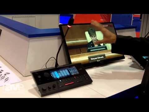 InfoComm 2015: Listen Technologies Showcases Televic Interpretation Console