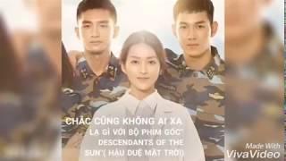 Công bố dàn diễn viên Hậu Duệ Mặt Trời phiên bản Việt Nam!😎😍