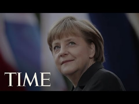 Angela Merkel is TIME's 2015 Person Of The Year | Chancellor Of The Free World