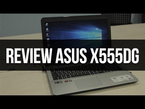 ASUS X555DG Laptop Gaming Murah - Review Indonesia