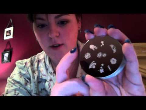 Shany Cosmetics: Stamping Nail Art Image Plates