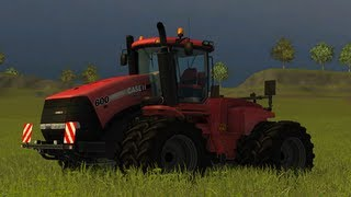 Farming Simulator 2013 Case IH Steiger 600