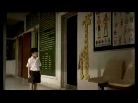 Touching Thai Ads - I want to be taller