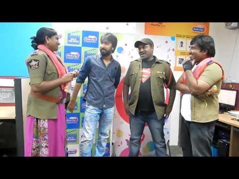 Sardaar Gabbar Singh Director Bobby at Radiocity Hyderabad | Radio City 91.1 FM