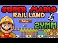 Super Mario Maker [2YMM] - Super Mario Rail Land [#32]