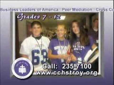 Catholic Central High School Promo