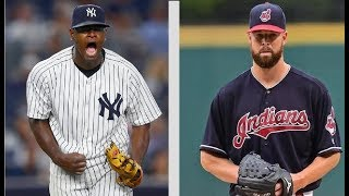 New York Yankees vs Cleveland Indians Highlights || July 12, 2018