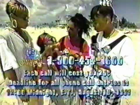 TLC - Jamz Show with Bill Bellamy Part 1