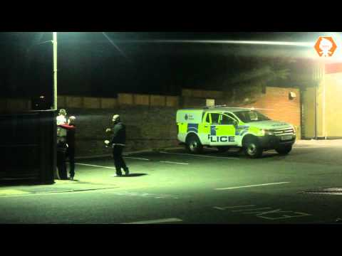 Kidnap Prank In Public Got rumbled By Police