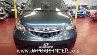Honda elysion. www.JAPCARFINDER.co.uk