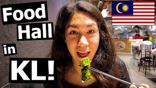 HAWKER FOOD in Kuala Lumpur, Malaysia! (Hutong Lot 10)