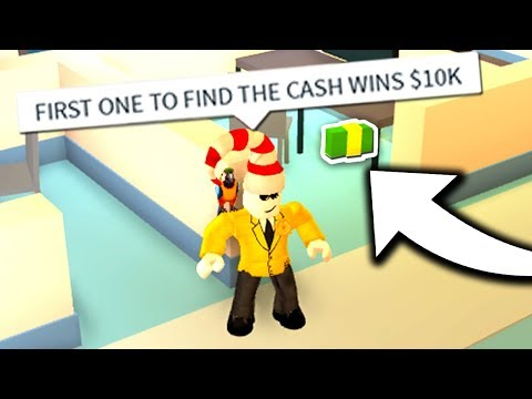 JAILBREAK HIDDEN CASH DROP