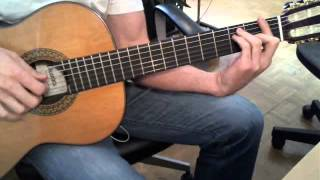 Unchained Melody - Ghost OST - Guitar cover - The Righteous Brothers - With tab and Chords