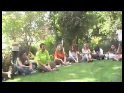 Laughter Yoga at Athens Central Park_Greek Laughers