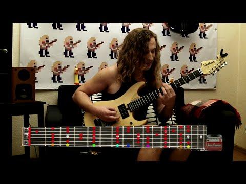 Em Scale By Chords Method /