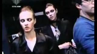 Models Talk Fall Winter 2008 2009 Ksenia Kahnovich