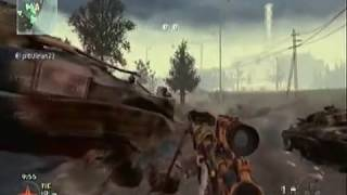 MW2, How to Turn Your 5 Kill Streak into 45 Kills