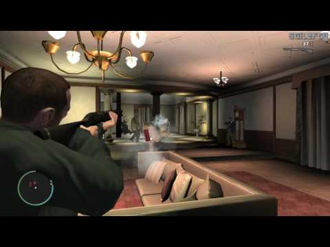 GTA 4 - Mission #66 - Late Checkout (1080p)