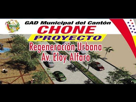 Segunda socialización de la Regeneración Urbana Av. Eloy Alfaro