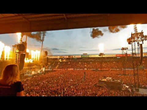 Download Rammstein live Rostock Ostseestadion 16.06.2019 Mp4 baru
