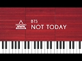 방탄소년단 (BTS) - Not Today Piano Cover
