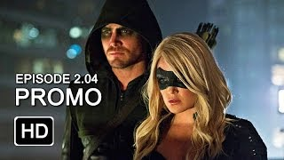 Arrow 2x04 Promo - Crucible [HD]