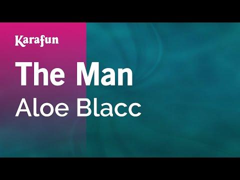 Karaoke The Man - Aloe Blacc *