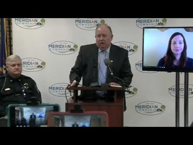 Meridian Township Manager Apologizes To Victim Of Larry Nassar   Los Angeles Times