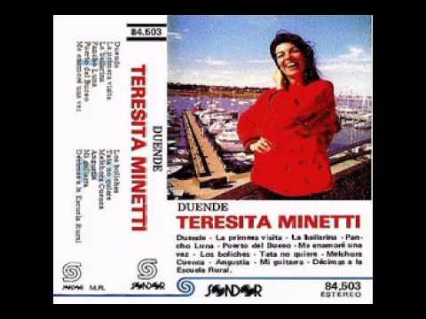 Teresa Minetti – Tata no quiere