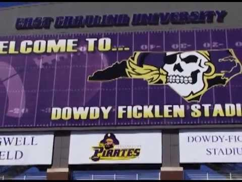 2013 ECU Football Video