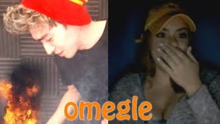 PRANKING PEOPLE ON OMEGLE