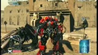 G1 Colors Ironhide VS Megatron & Starscream