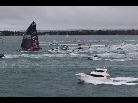 The Big Cat Is Back - Volvo Ocean Race 2011-12