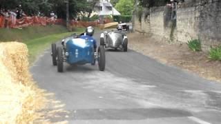 Grand prix rétro Puy Notre Dame 2012 (Bugatti type 35 B)