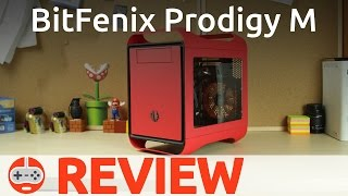 BitFenix Prodigy M Review - Gaming Till Disconnected