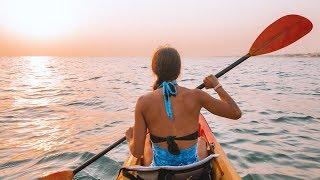 SECRET ISLAND IN KUWAIT - Kuwait travel vlog
