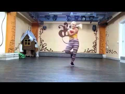 Dancehall practice Gayka part 1
