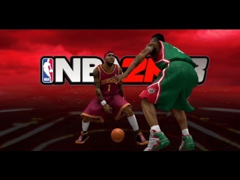 NBA 2K13 : New Control Stick Effect
