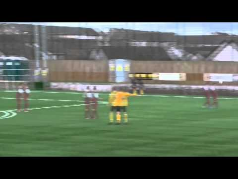 Arbroath suffer surprise loss to excellent Annan