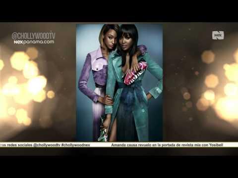 Amanda Díaz y Yosibell Sánchez vienen fuertes en la portada de Mía