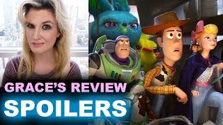 Toy Story 4 SPOILER Review