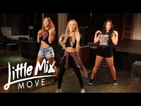 Little Mix - Move (Dance Tutorial)
